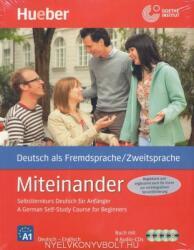 A German Self-Study Course for Beginners, Lehrbuch m. 4 Audio-CDs - Hartmut Aufderstraße (2012)