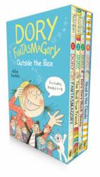 Dory Fantasmagory: Outside the Box (ISBN: 9781984814890)