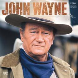 John Wayne 2020 Square Wall Calendar (ISBN: 9781975411947)