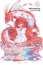 WORLDEND VOL 5 (ISBN: 9781975326951)