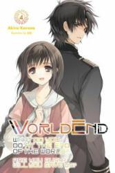 WorldEnd, Vol. 4 - Akira Kareno (ISBN: 9781975326937)