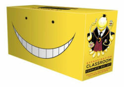 Assassination Classroom Complete Box Set (ISBN: 9781974710140)