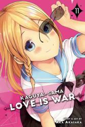 Kaguya-sama: Love Is War, Vol. 11 - Aka Akasaka (ISBN: 9781974707799)