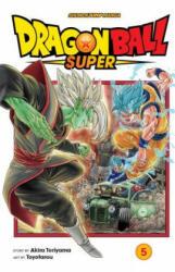 Dragon Ball Super, Vol. 5 (ISBN: 9781974704583)