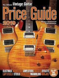 Official Vintage Guitar Magazine Price Guide 2019 (ISBN: 9781884883415)