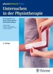 Untersuchen in der Physiotherapie - Antje Hüter-Becker, Mechthild Dölken (2011)