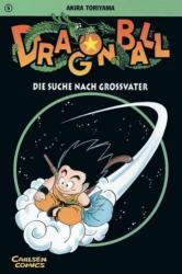 Dragon Ball 05. Die Suche nach Grovater (1997)