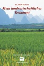 Mein landwirtschaftliches Testament - Albert Howard (2004)