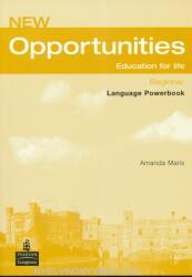 New Opportunities Beginner Language Powerbook (2007)