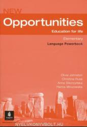 New Opportunities Elementary Language Powerbook (2006)