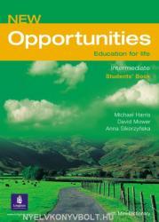 New Opportunities Intermediate Student's Book (2008)