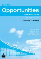 Opportunities Global Pre-Intermediate Language Powerbook NE - Patricia Reilly (2006)