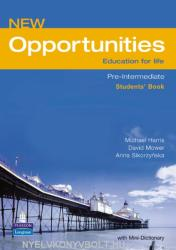 Opportunities Global Pre-Intermediate (2008)