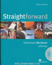 Straightforward Elementary with Key and Audio CD (2006)