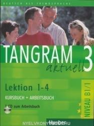 Kursbuch + Arbeitsbuch, Lektion 1-4, m. Audio-CD zum Arbeitsbuch - Dr. Beate Blüggel, Anja Schümann (2006)