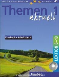 Kursbuch + Arbeitsbuch, Lektion 6-10, m. Audio-CD - H Aufderstrasse (2007)
