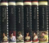 Jane Austen - Die gro? en Romane, 6 Bde (2011)
