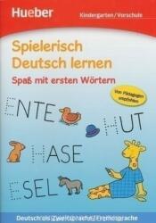Spielerisch Deutsch lernen. Spa mit ersten Wrtern (2011)