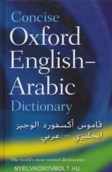 Concise Oxford English-Arabic Dictionary of Current Usage (1999)