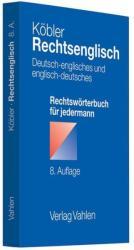 Rechtsenglisch (2011)