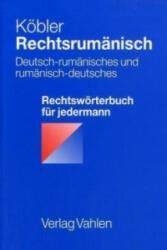 Rechtsrumänisch - Gerhard Köbler (2006)
