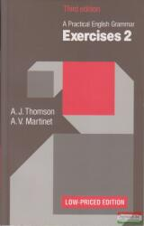 Practical English Grammar: Exercises 2 (Low-priced edition) - A. J. Thomson, A. V. Martinet (2007)