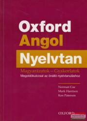Oxford angol nyelvtan - megoldókulccsal (2006)