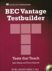 Bec Vantage Testbuilder & CD Pk (2007)