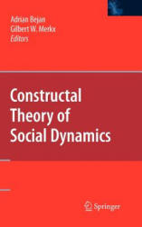 Constructal Theory of Social Dynamics (2007)