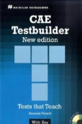 CAE Testbuilder, w. 2 Audio-CDs (With Key) - Amanda French (2009)