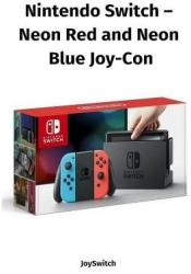 Nintendo Switch - Neon Red and Neon Blue Joy-Con (ISBN: 9781796592580)