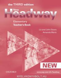 New Headway Elementary Teacher's Book - Liz Soars, John Soars, Amanda Maris (2006)