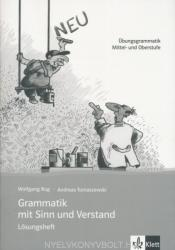 Grammatik mit Sinn und Verstand, Lösungsheft - Wolfgang Rug, Andreas Tomaszewski (2009)
