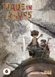 Made in Abyss Vol. 6 - Akihito Tsukushi (ISBN: 9781642750942)