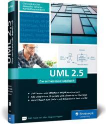 UML 2.5 (ISBN: 9783836260183)