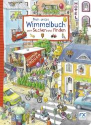 Mein erstes Wimmelbuch vom Suchen und Finden (ISBN: 9783838001005)