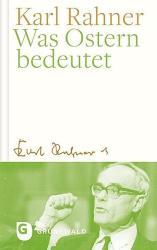 Was Ostern bedeutet (ISBN: 9783786740322)