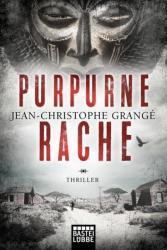 Purpurne Rache (ISBN: 9783404176724)