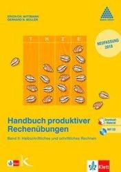 Handbuch produktiver Rechenbungen, Band II (ISBN: 9783772712562)