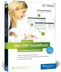 Der SAP-Grundkurs fr Einsteiger und Anwender (ISBN: 9783836240772)