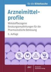 Arzneimittelprofile fr die Kitteltasche (ISBN: 9783769272437)