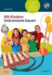 Mit Kindern Instrumente bauen (ISBN: 9783795709945)