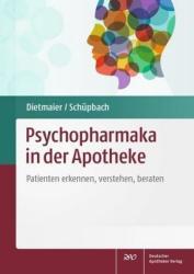Psychopharmaka in der Apotheke (ISBN: 9783769265521)