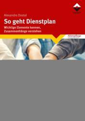 So geht Dienstplan (ISBN: 9783866301764)