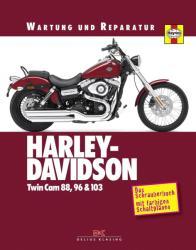 Harley Davidson TwinCam 88/96 & 103 (ISBN: 9783667109842)