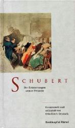 Schubert - Die Erinnerungen seiner Freunde (ISBN: 9783765101861)