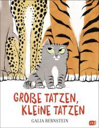 Groe Tatzen, kleine Tatzen (ISBN: 9783570175804)
