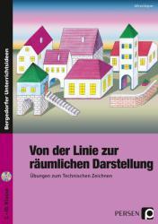 Von der Linie zur rumlichen Darstellung (ISBN: 9783403232261)