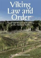 Viking Law and Order - Alexandra Sanmark (ISBN: 9781474445757)