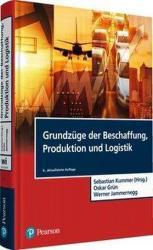 Grundzge der Beschaffung, Produktion und Logistik (ISBN: 9783868942873)